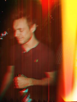 *Blurry nights; Stranger things*